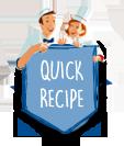quick recipe icon