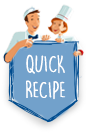 quick recipe icon