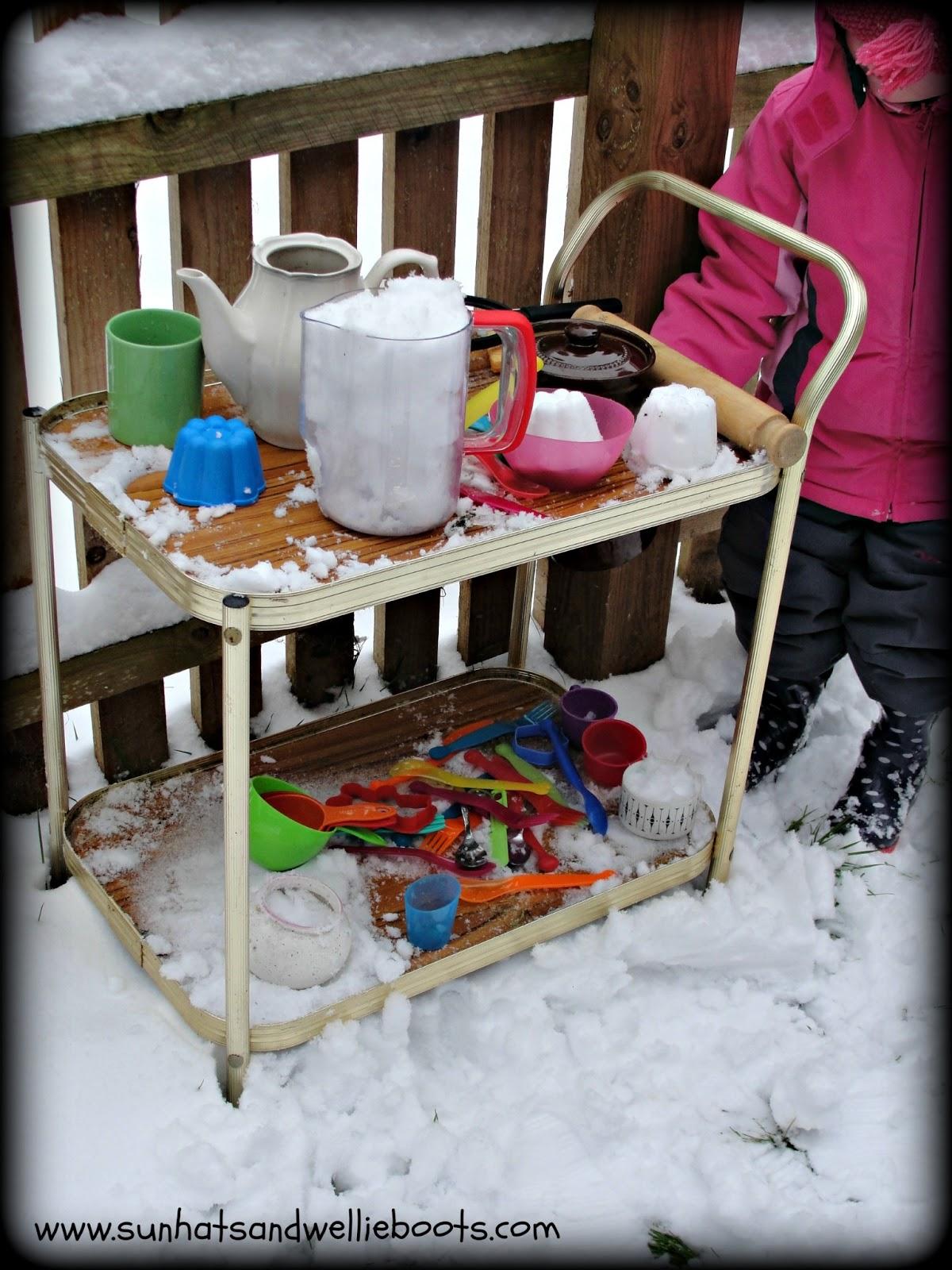 Cuisine de neige