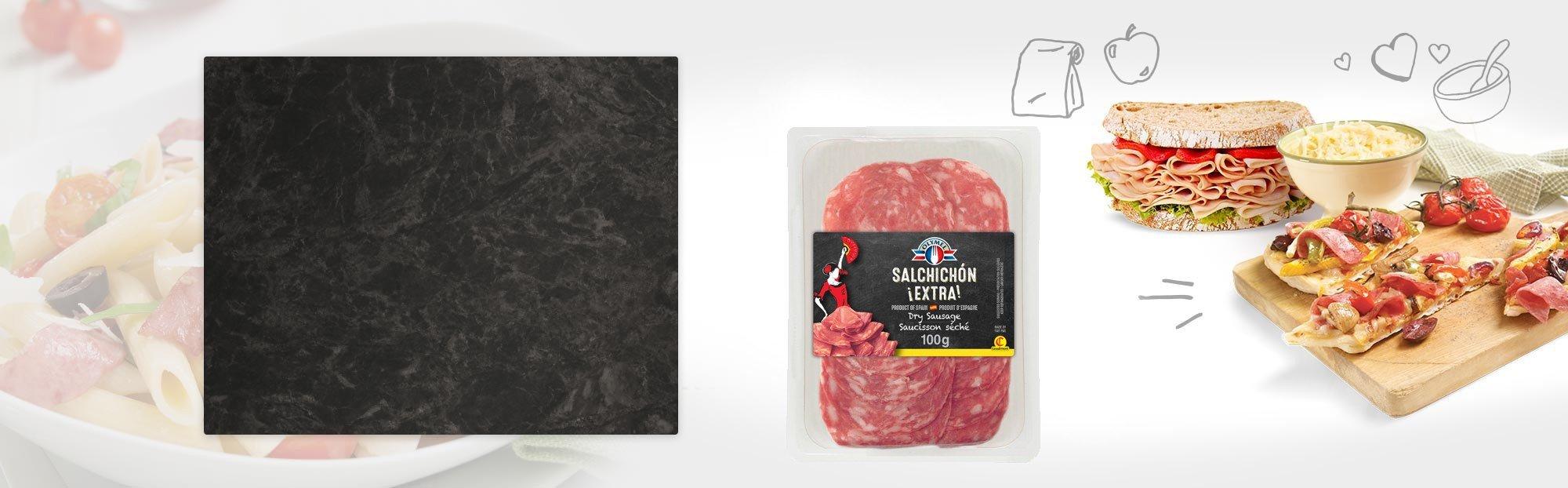 Salchichon Extra dry sausage