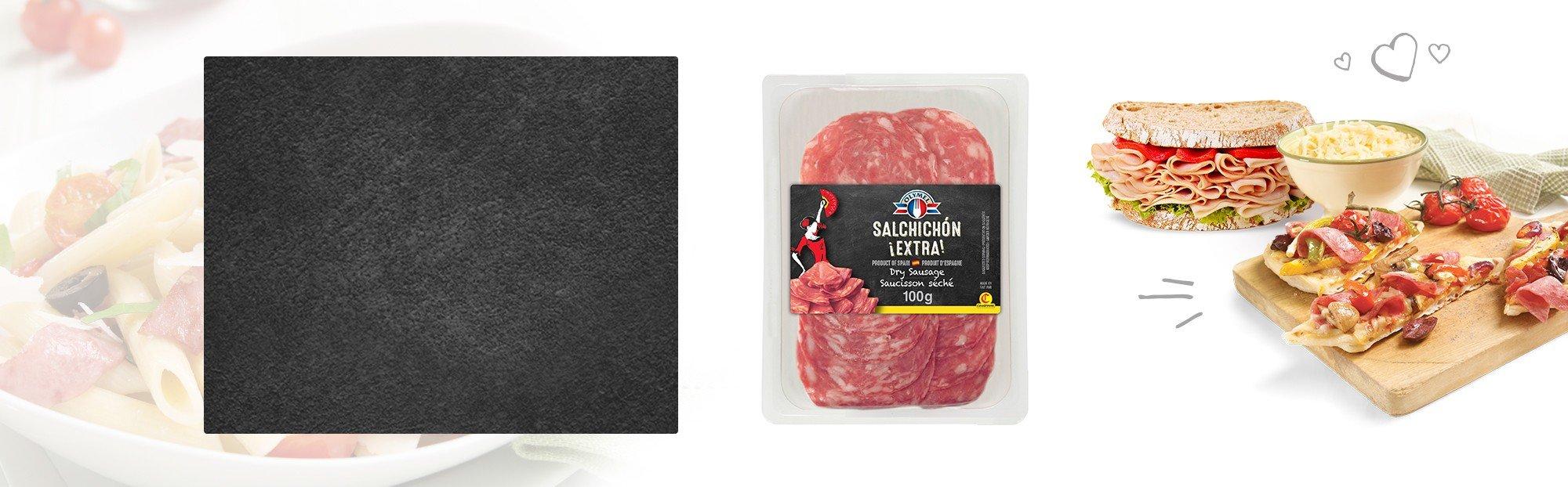 Salchichon Extra saucisson séché