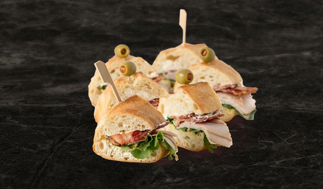 Ultimate Smoked Turkey Sandwich