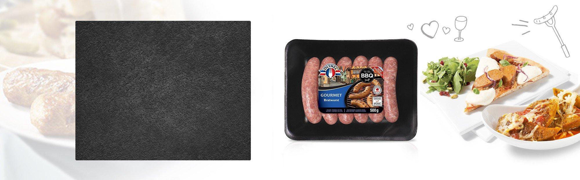 Bratwurst Gourmet