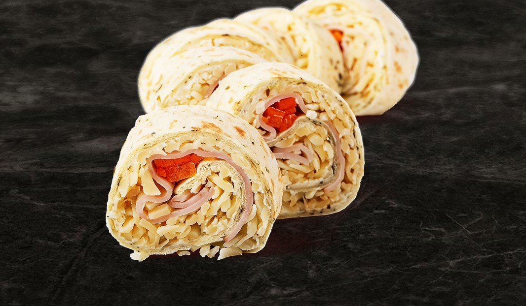 Turkey Tortilla Sushi