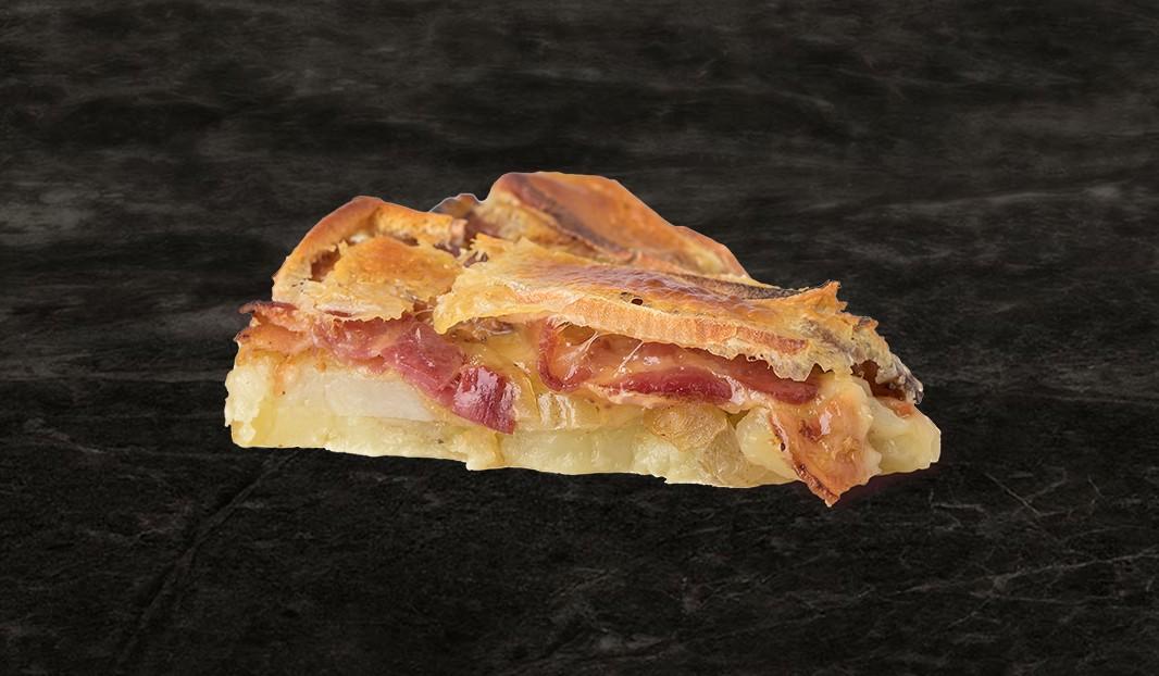 Tartiflette de Charlevoix au bacon