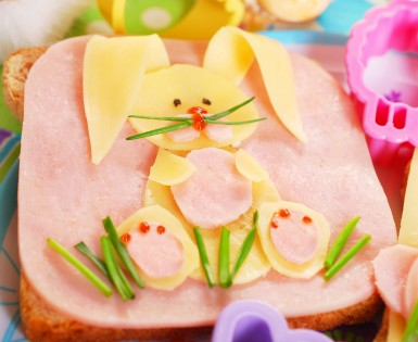4 crafty ideas just in time for Easter!