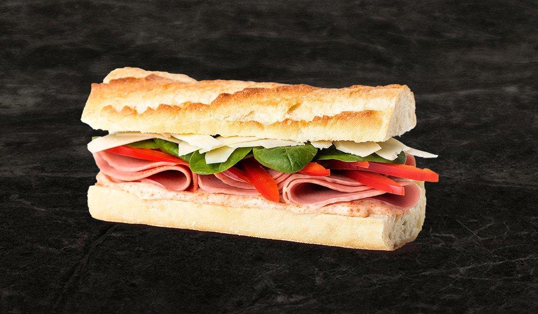 Olé! Bologna Sandwich
