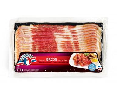 Bacon fumé naturellement