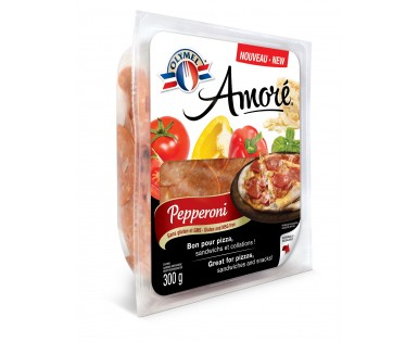 Pepperoni Amoré