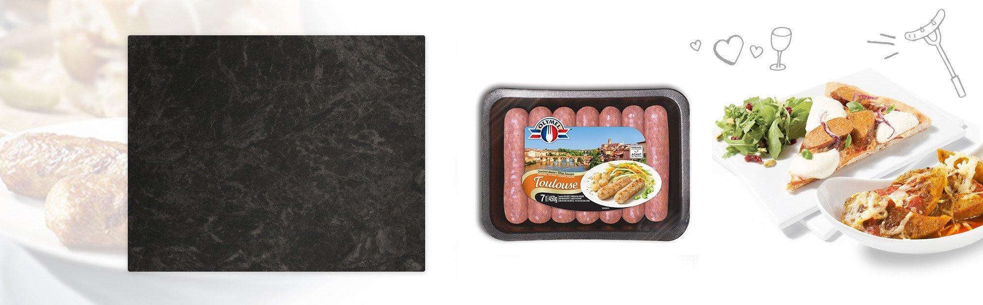 European Sausages Mild Toulouse