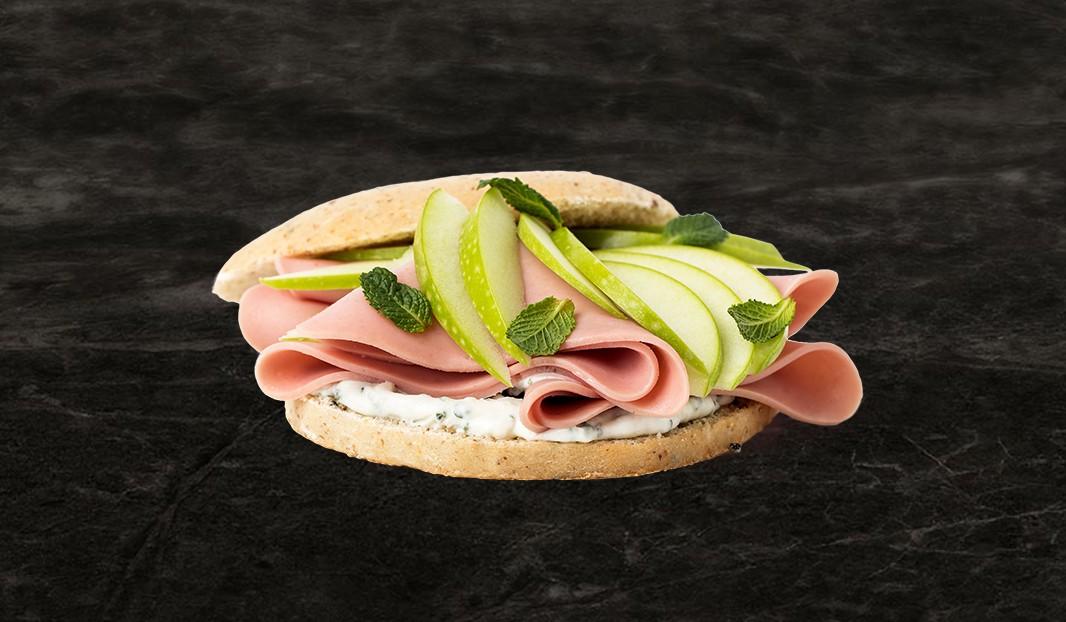 Sandwich simili-pomme