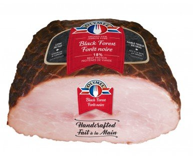 Black Forest Handcrafted Open smoked ham