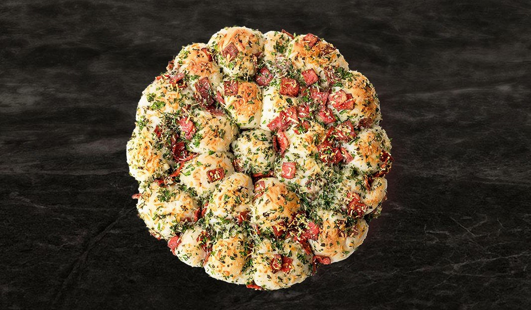 Pepperoni Pizza Balls