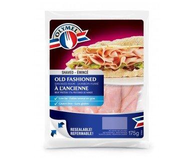 Old Fashioned Smoked Ham