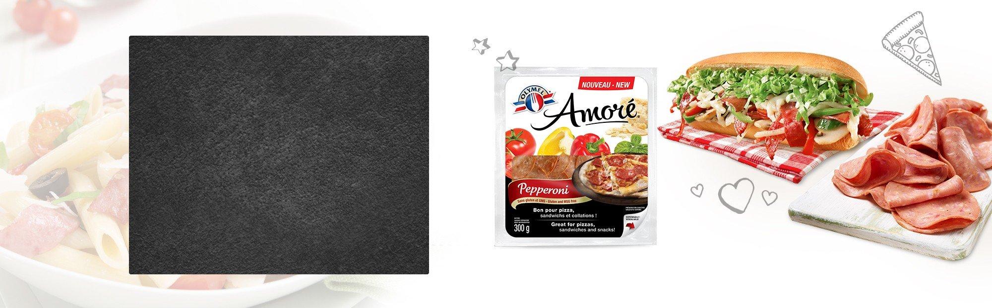 Pepperoni Amoré