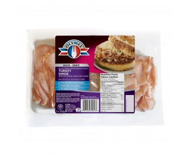 Shaved Black Forest Smoked Turkey Breast Roast