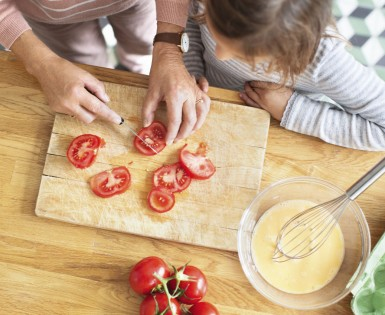 Cooking with kids: learning can be fun and tasty!