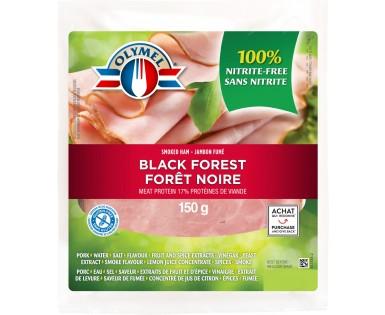 Jambon fumé forêt noire sans nitrite
