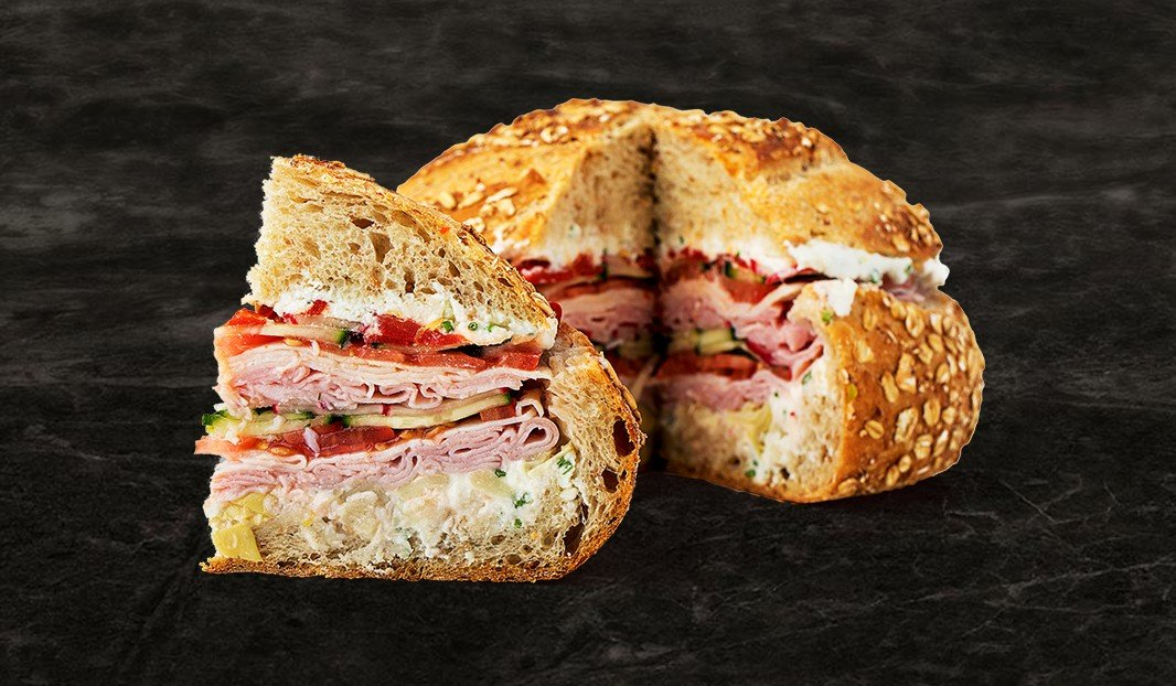 Mini-Miche Muffuletta