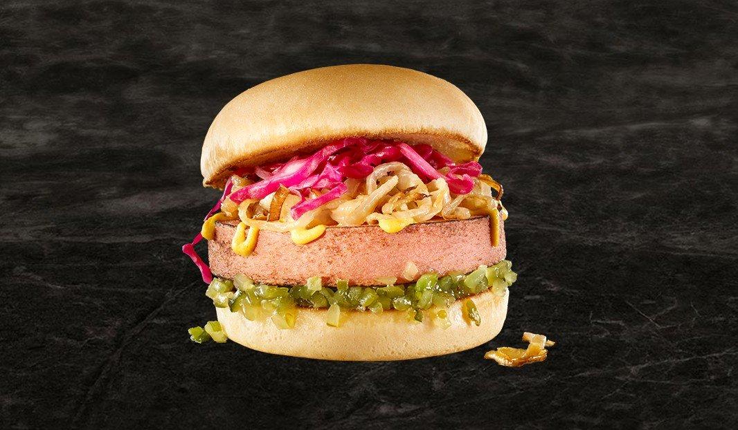 Bologne burger