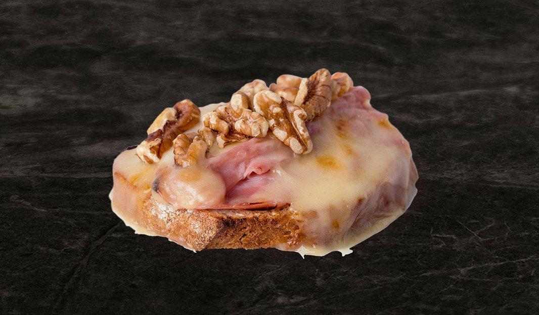 Ham Fondue