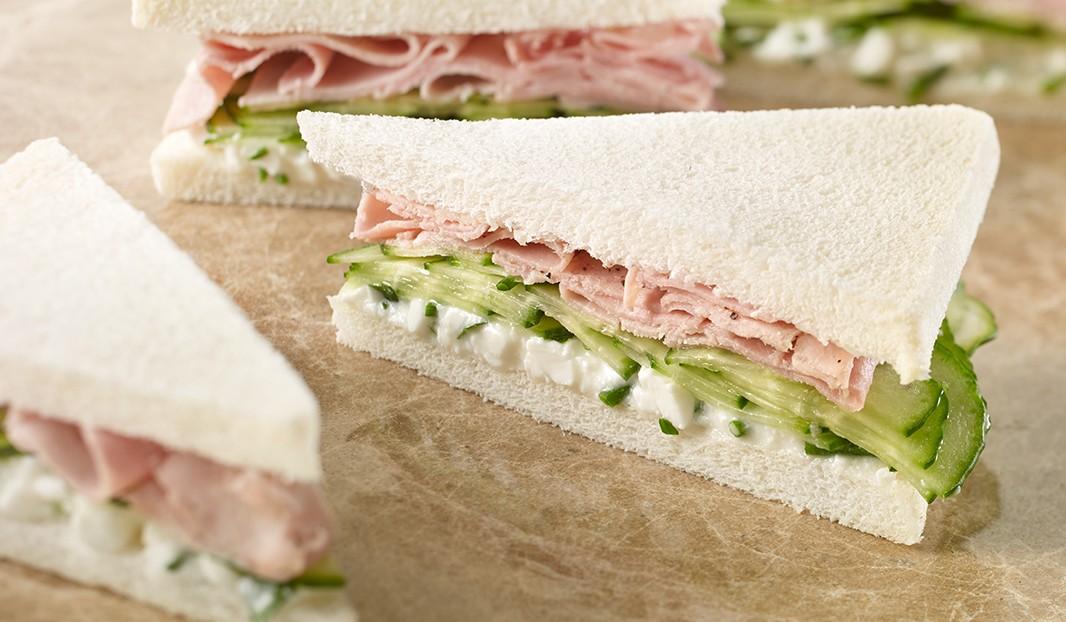 Sandwich des demoiselles