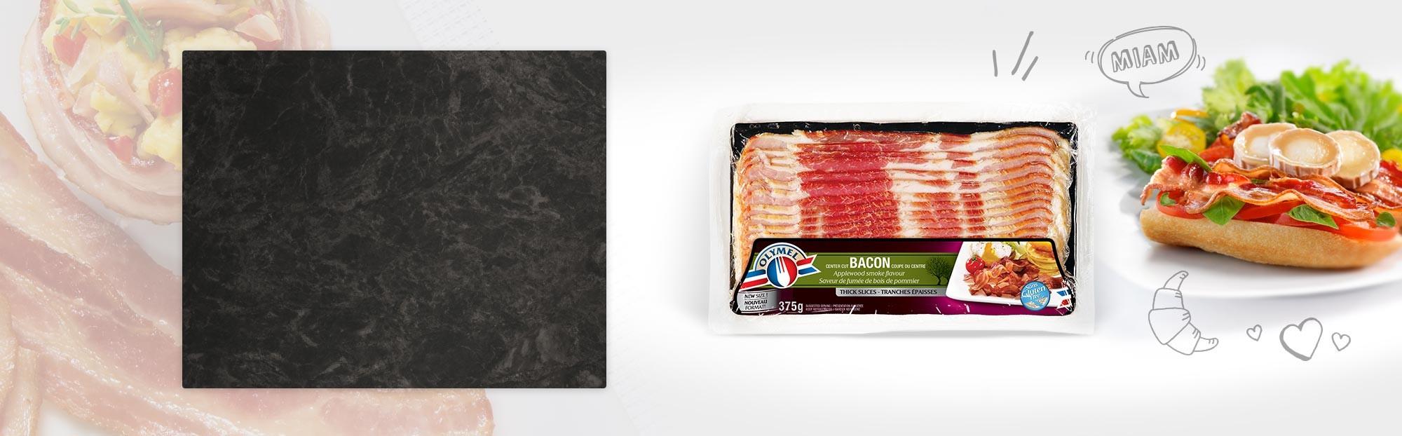 Applewood Smoke Flavour Bacon