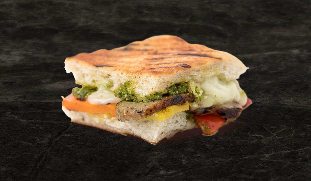 Sandwich grillé à la saucisse pour six