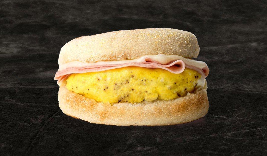 Crafty Morning Sandwich