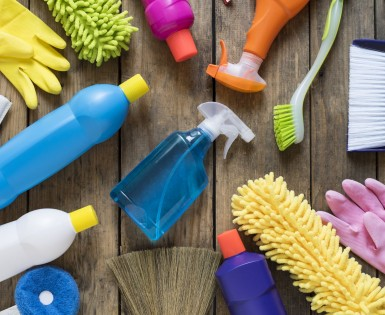 A green spring cleaning special: 4 cleaning products you can make yourself