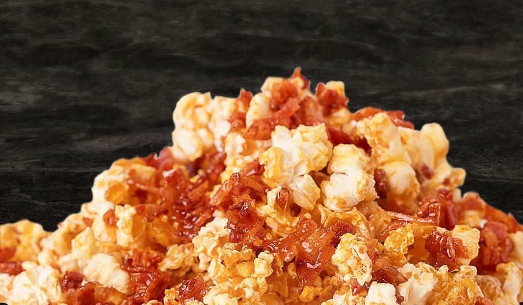 Popcorn bacon et érable