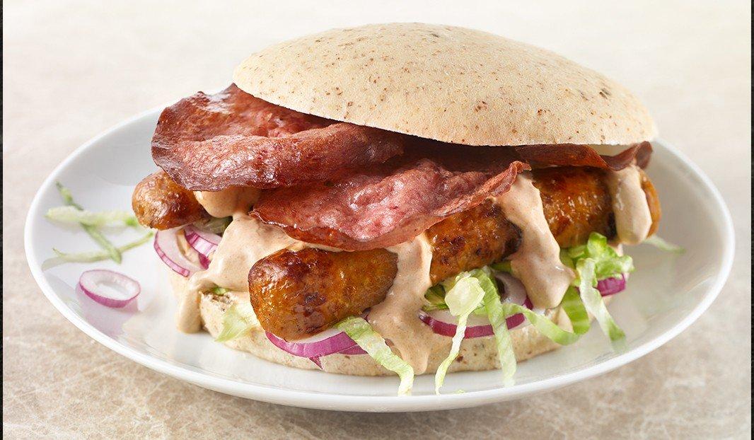 Sandwich Berbère