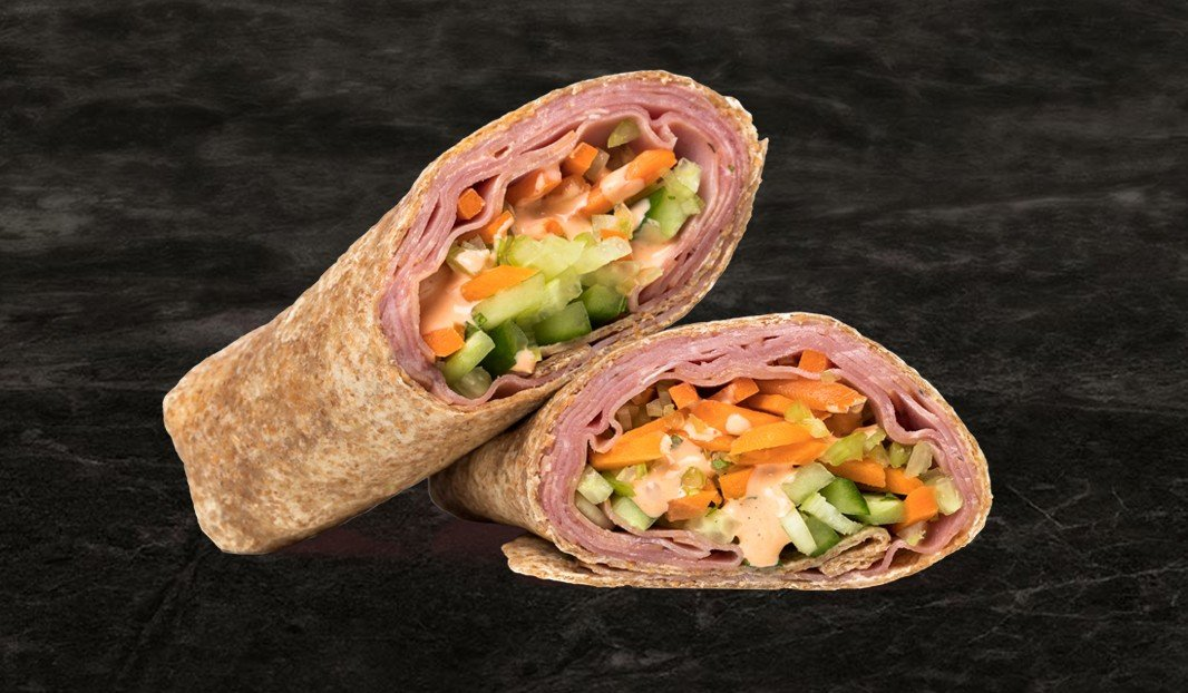 Wrap jambon fumé Buffalo Bill