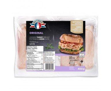 Cooked Turkey Breast Original