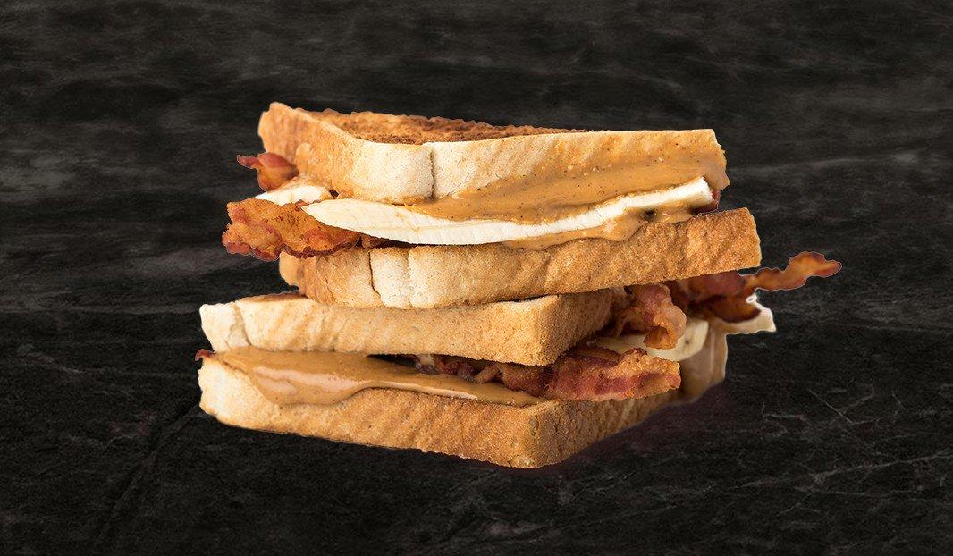 Elvis Sandwich Olymel