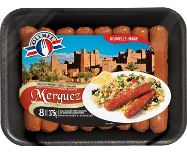 European Sausages Merguez