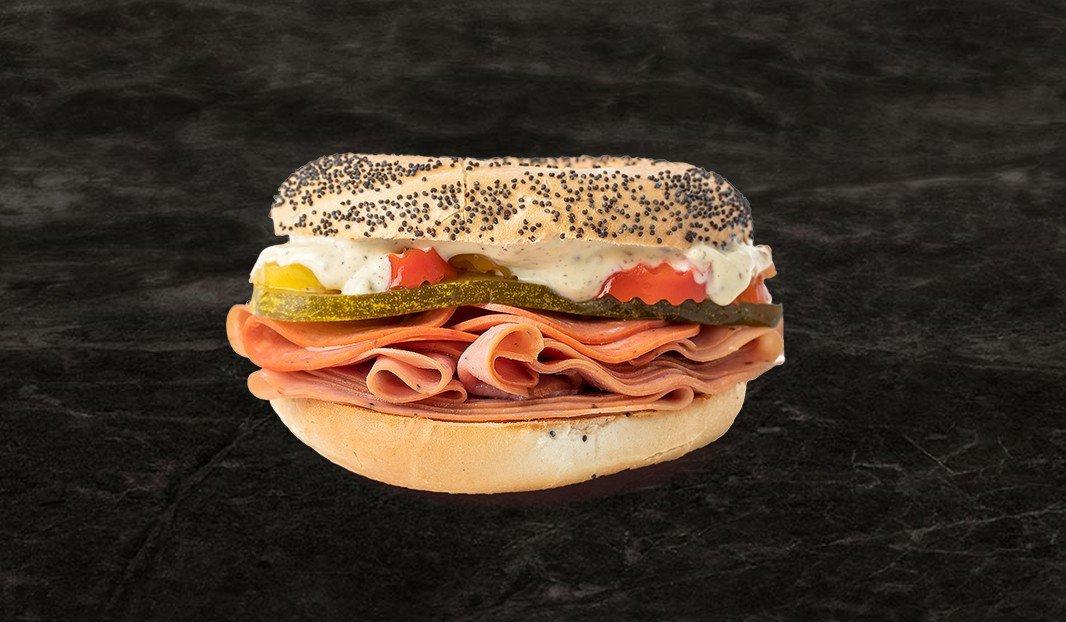 Polish sandwich