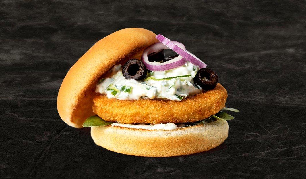 Burger à la Zorba
