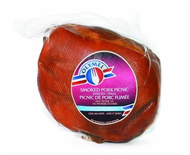 Smoked Shoulder Pork Picnic