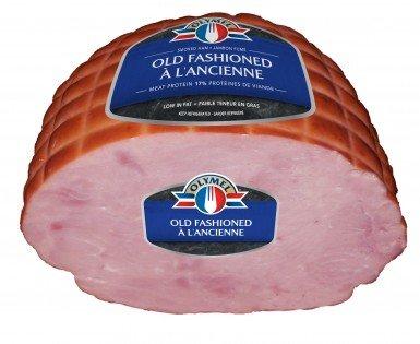 Old-Fashioned smoked ham