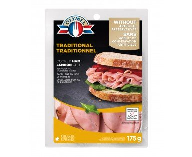 Jambon cuit Traditionnel