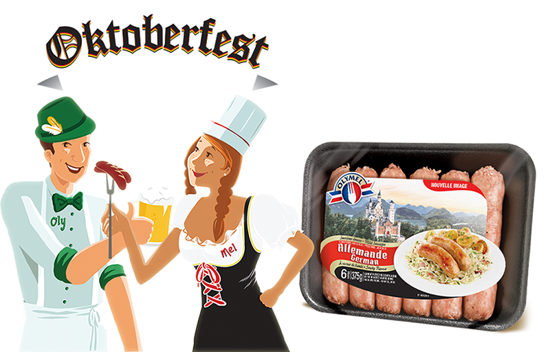 Discover our Oktoberfest pairings !