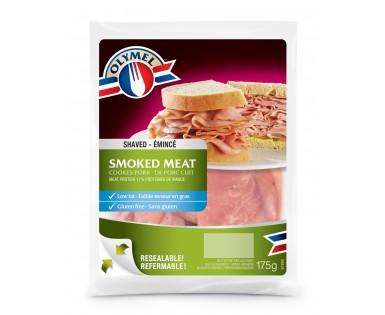 Smoked Meat de Porc Cuit